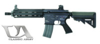 Classic Army CA416 Short Version EBB AEG Rifle (Black)