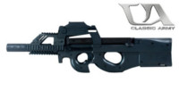 Classic Army CA90 Tactics AEG Rifle (Black)