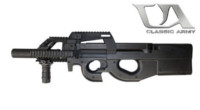 Classic Army CA90 Super Tactics AEG Rifle (Black)