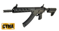 CYMA AR-47 255mm M-Lok Alloy handguard AEG Rifle (Black)