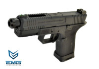 EMG SAI BLU Compact GBB Pistol (Black) Airsoft Tiger111HK Area