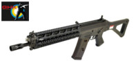 GHK SIG SG 551 GBB Rifle (Dark Grey)