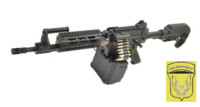 Golden Eagle FightLite MCR 6671 AEG LMG (Black)