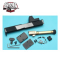 G&P SAI Utility Slide Kit with RMR Sight for Umarex Glock 17 GBB