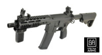 Specna Arms X-ASR Mosfet SA-E12 Edge M4 AEG(Black,two magazine)