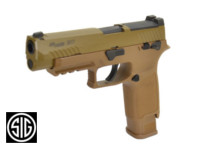 SIG SAUER Licenced M17 P320 6mm CO2 Pistol (Tan)