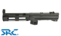 SRC SR5 MP5 AEG Rifle Steel SD Type Upper Receiver (Black)
