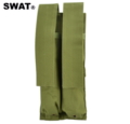 SWAT Nylon Molle Dual Mag Pouch for KRISS Vector GBB (OD)