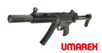 Umarex/VFC MP5 SD3 Early Model Gen2 GBB Rifle (Black)
