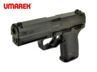 UMAREX Heckler & Koch USP CO2 NBB Pistol (Black, 6mm)