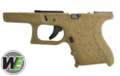WE G27 GBB Classic Pattern Frame Set (Tan)