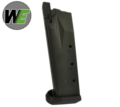 "WE ""God of War"" P99 22rd CO2 Magazine (Black)"
