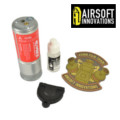 Airsoft Innovations 40 Mike 150 rounds 40mm Gas Grenade Shell