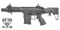 APS Phantom Extremis Rifles MK6 CRS AEG (Black)