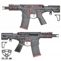 APS Phantom Extremis Rifles MK7 CRS AEG (Black)