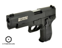 Cybergun Swiss Arms P226 GBB Pistol (Black)
