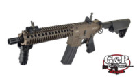 G&P E.G.T. MK18 Mod I AEG Rifle (Coyote Brown)