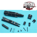 G&P Complete Nozzle Set for Marui M4A1 MWS GBB (Metal Gray)