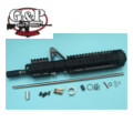 G&P MRE Full Front Set Kit for Marui M4A1 MWS GBB (Black)