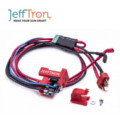 JeffTron Rear Wire Active brake for Version 2 Gearbox