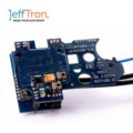 JeffTron Leviathan & FLAT Trigger for Ver2 Gearbox-to Stock,RD