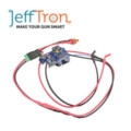 JeffTron Wiring to front Leviathan for Version 2 Gearbox