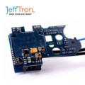 JeffTron Leviathan with Speed Trigger for Ver2 Gearbox(BL,front)