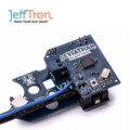 JeffTron Leviathan with Speed Trigger for Ver2 Gearbox(RD,front)