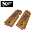 KIMPOI Real Wood Dragon Grip for M1911 GBB Pistol (CP)