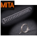 MITA 140%Hammer spring and 180%Recoil spring for Marui G series