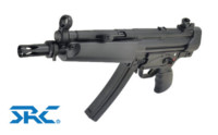 SRC SR5-AS MP5 CO2 SMG Rifle (Black)