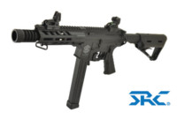 SRC SR4 FALCON-W AEG Rifle (Black)