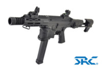 SRC SR4 FALCON-Z AEG Rifle (Black)