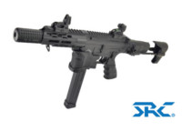 SRC SR4 FALCON-ZS AEG Rifle (Black)