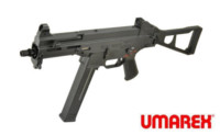 Umarex H&K Licensed UMP.45 SMG GBB (DX version , Black)