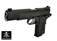 VFC 1911 Tactical Custom GBB Pistol (Black)