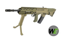 WE British L85A3 SA80 Open Chamber GBB Rifle (Cerakote, FDE)