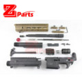 "Zparts SMR 10.4"" AL. Outer Barrel Set for SYSTEMA 416 AEG(DDC)"