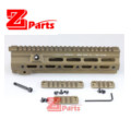 Zparts SMR 10.5inch Handguard for Zparts Systema 416 AEG/GBB-DDC
