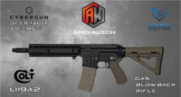 Archwick officially licensed L119A2 GBB Rifle