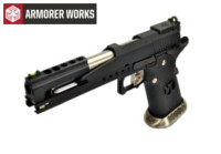 Armorer Works HX2231 5.1 Dragon GBB Pistol (Black , Full-Auto)