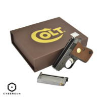 Cybergun Colt Junior .25 Mighty Mouse GBB Pistol (Black)