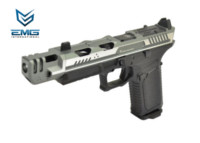 EMG Strike Industries ARK-17 G17 GBB Pistol with Compensator(SV)