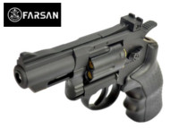 Farsan .357 2.5 Inch 6mm Swing Out CO2 Revolver (Black)