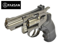 Farsan .357 2.5 Inch 6mm Swing Out CO2 Revolver (Bronze)
