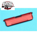 G&P CNC Dust Cover for Marui M4A1 MWS GBB Upper Receiver(Red)