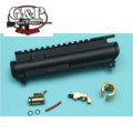 G&P Upper Receiver with Hop Up Chamber for Marui M4A1 MWS GBB