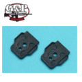 G&P Mag Wing Base for G Series Magazine (2 Pcs , Black)