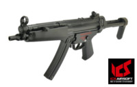 ICS CES-P MP5 A5 S3 SMG AEG(Black)