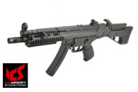 ICS SFS Stock CES-P MS1 S3 AEG Rifle (Black)